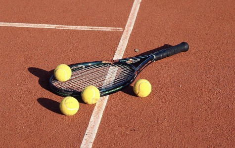 Boy's Tennis Team Starts New Season