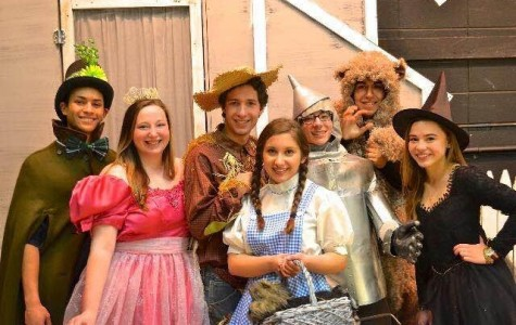 Westwood's Woodington Players Present The Wizard of Oz
