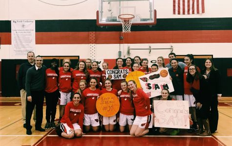 Samantha McClutchy Becomes All-Time Leading Scorer