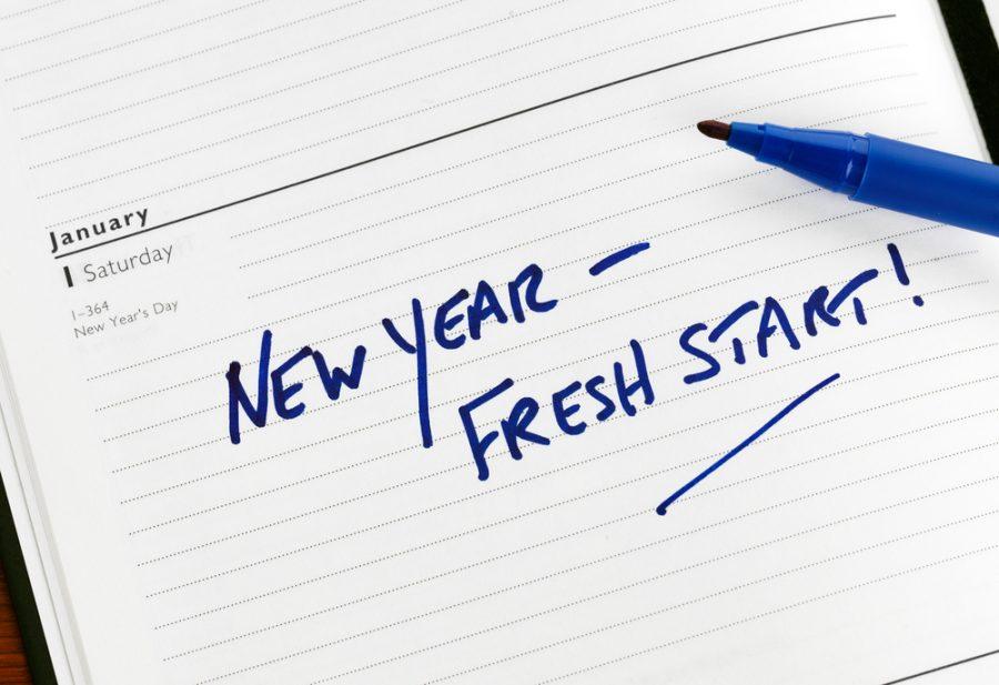 10 Good New Years Resolution Ideas
