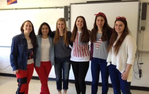 Spirit Week: America Day Recap