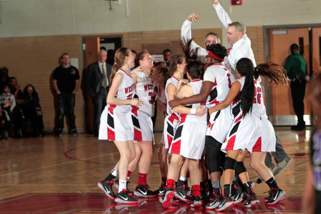 Lady Cards win championship against Ramsey
