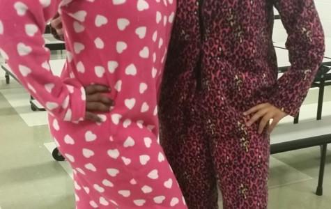 Spirit Week Points: Pajama Day