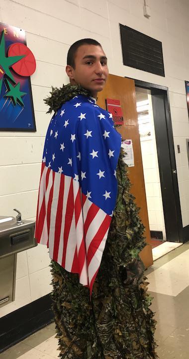 Spirit Week Score Update: America Day!