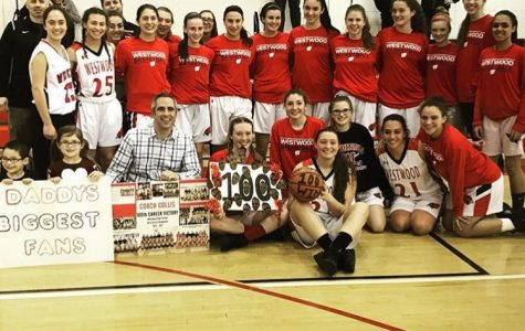 100 Wins for Coach Collis