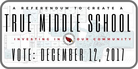 Westwood's middle school referendum