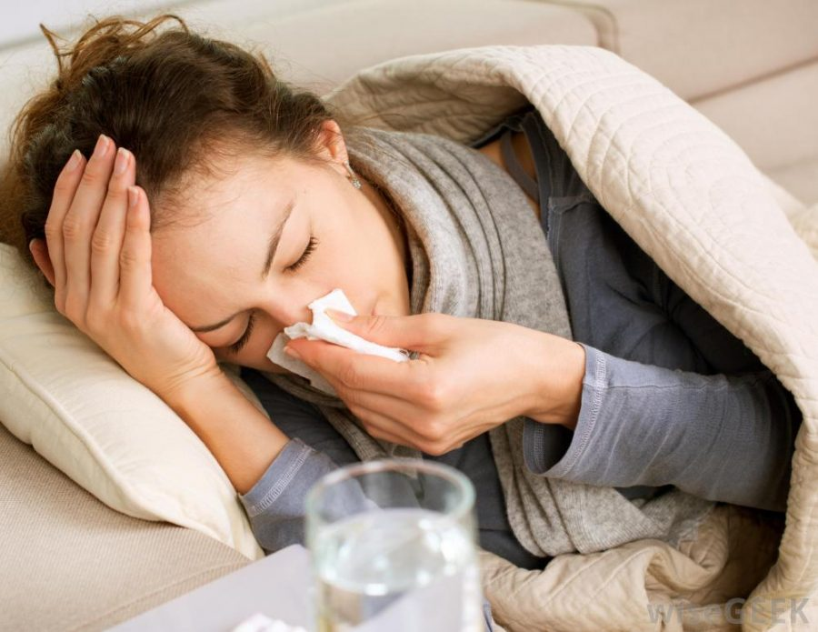Flu virus continues to spread