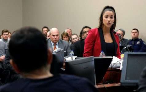 Nassar sentenced for life after abuse scandal