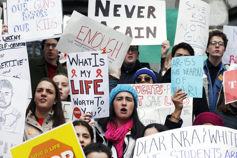 What does it take? The Parkland shooting and gun control in America