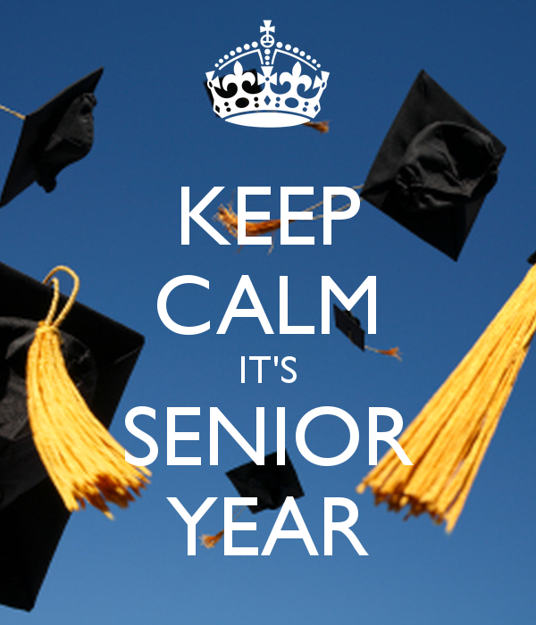 8 tips for starting senior year...