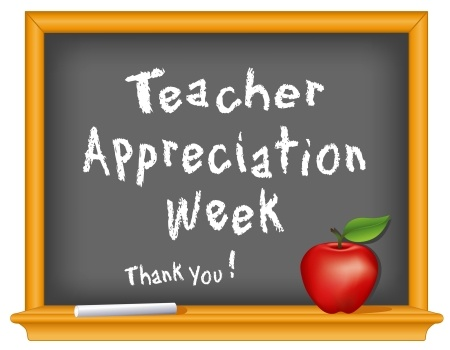 National Teacher Appreciation Week: How to show your appreciation