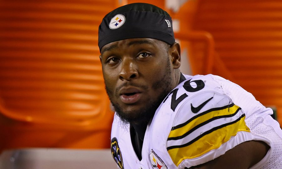 Steelers+RB+Le%27Veon+Bell+Continues+Holdout
