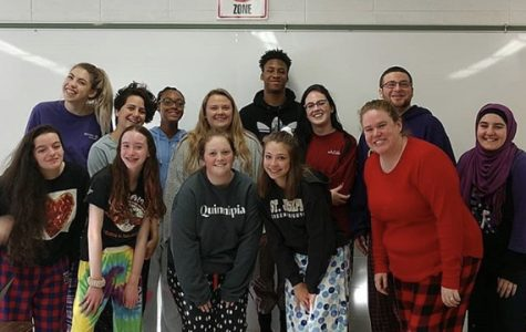 Fall Spirit Week Score Update: Pajama Day!