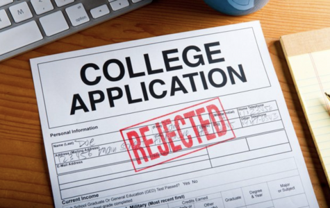 Do Not Fret College Rejection