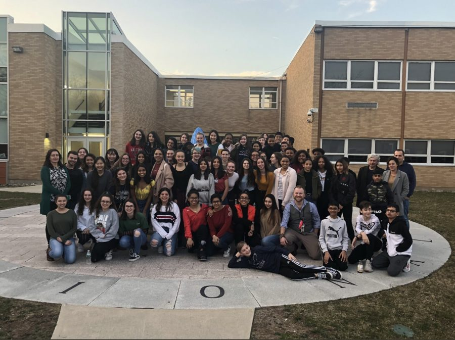 Westwood+Hosts+French+Exchange+Students