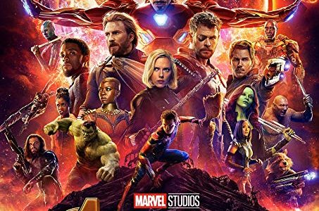 Avengers breaking box office records