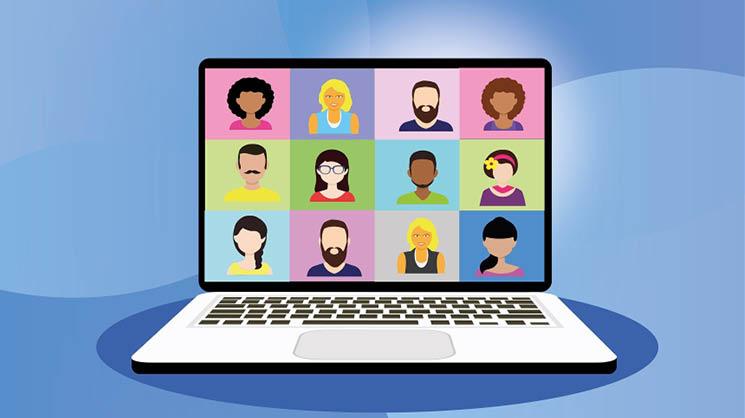 Opinion: Less mandatory virtual meetings would benefit students, teachers